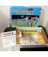 Mattel Cool Cast Sport Stars Set 1971 - $10.99