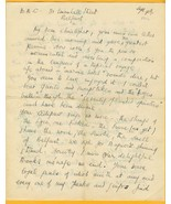 RARE 6pp. 1924 Letter Written by Theatre Great ... - $300.00
