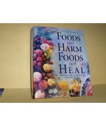 Readers Digest- Foods that Harm and Heal Hard C... - $14.95