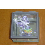 Jewelry box-Handcrafted Butterfly & Flower Pape... - $29.99