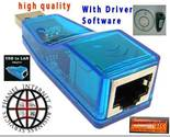 Buy New USB Ethernet 10/100 Network LAN Adapter Rj45 (â�¢�¿â�¢)