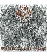 Nunslaughter Waiting To Kill Christ Cd Death Me... - $38.00