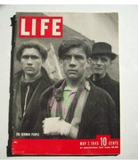 Life Magazine May 7 1945 The German People Post WW 2 Europe Lauren Bacall