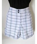 Gloria_vanderbilt_size_8_pastel_check_print_shorts_thumbtall
