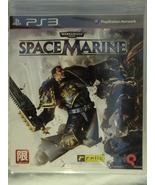 Warhammer 40,000 {40000:40K} Space Marine PS3 g... - $19.99