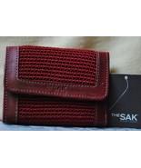 THE SAK® Mini Trifold Wallet in Tomato NWT - $26.00