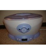 Homedics PAR-120 Paraffin Wax Spa HEAT THERAPY ... - $39.99