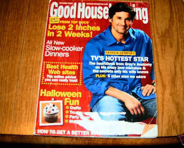 Good Housekeeping Magazine, October 2006
