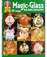 X177 Bead PATTERN Book ONLY Magic on Glass Bead... - $30.45
