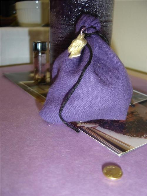 Mojo Bag~ Conjure~ Gris Gris~ Hoodoo CUSTOM you choose