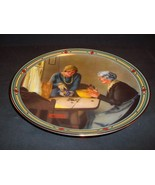 Norman Rockwell A Family's Full Measure Plate - $15.00