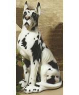Intrada Great Dane Puppy Dog Figurine Italian M... - $305.00