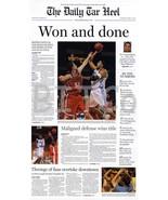 Lot of 15 Tarheel Posters 2005 NCAA Basketball ... - $12.00