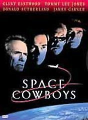 Space Cowboys DVD Eastwood Jones Sutherland Garner