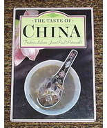 The Taste of China Cookbook by Frederic Lebain ... - $8.00