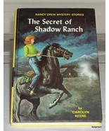 Nancy Drew #5 The Secret of Shadow Ranch Vintag... - $6.99