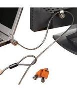 Kensington MicroSaver Keyed Twin Notebook Lock ... - $34.99