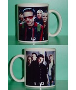 U2 Bono 2 Photo Designer Collectible Mug 02 - $14.95
