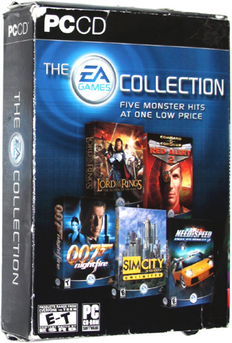 Buy Electronic Arts Games - The EA Games Collection [PC Game]