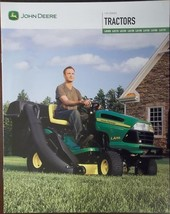 2008 John Deere LA Series Lawn Tractors Brochur... - $7.00