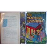Penny Parker THE VANISHING HOUSEBOAT mystery #2... - $42.00