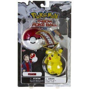 pikachu pokemon throw pokeball nib plush figure jakks pacific toy open to offers