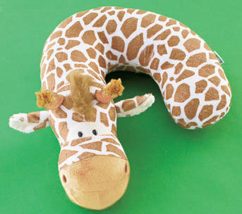 Animal Planet Giraffe Infant Neck Support