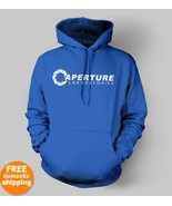 Aperture Laboratories Hoodie Portal xbox pc gam... - $29.85 - $32.95