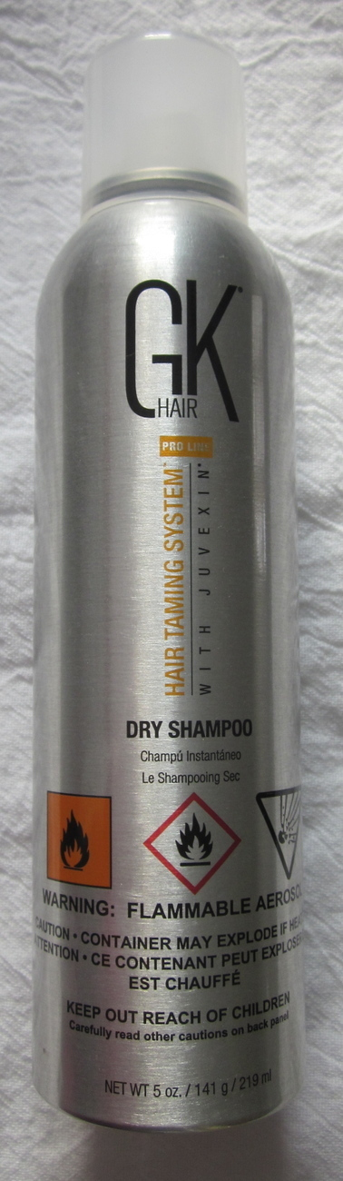 GK Hair Dry Shampoo 5 oz Full Size New