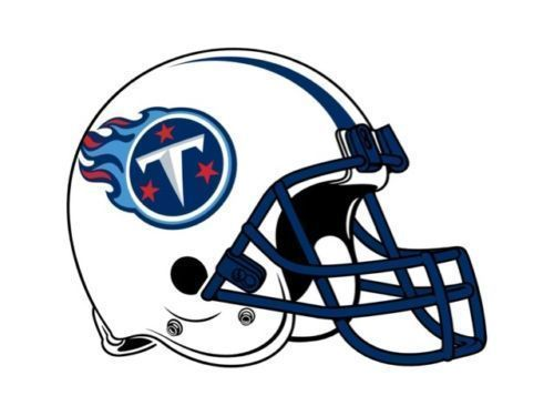 NFL Tennessee Titans T Shirt Iron On Transfer Helmet NFL