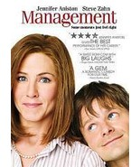 Management (DVD, 2009) Jennifer Aniston Steve Zahn - $4.00
