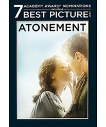 Atonement (DVD, 2008, Widescreen) Keira Knightley - $5.00