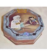 Disney Pinocchio Famous Amos Cookie Tin W Movie... - $15.00