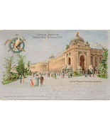 St Louis World Fair 1904 vintage Post Card - $15.00