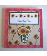 Gift Card Holder With Envelope Handmade New Jus... - $2.00