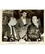 ORIGINAL Photo Howard Duff & Paul Stewart in Il... - $19.99