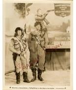 Raymond HATTON Wallace BEERY Big KILLING ORG PH... - $14.99