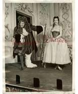 Rex HARRISON Lilli PALMER ORG c.1953 Press PHOT... - $9.99