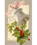 Victorian CHRISTMAS and NEW YEAR 1900's Old pos... - $9.99