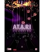 ATARI CLASSICS EVOLVED Game Poster 2'x3' Rare 2... - $40.00