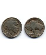 B57 - 1936 D American Buffalo Nickel - $1.49