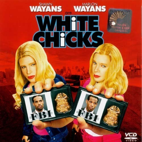 White Chicks VCD