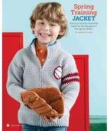 Y752 Crochet PATTERN ONLY Baseball Spring Train... - $8.45