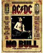 AC/DC * Plug Me In & No Bull *2 Poster SET 2' x... - $80.00