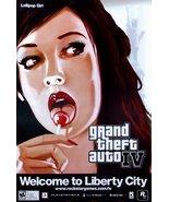 GRAND THEFT AUTO IV Game Poster SET XBOX 4' x 6... - $60.00