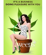 WEEDS Original Poster * MARY LOUISE PARKER * 2 ... - $40.00