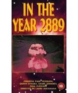 In The Year 2889 DVD 1967 Post Apocalyptic Film - $8.00