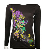 Mardi Gras design long sleeve - $31.99