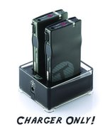 JTS 2 Slot Charger for Wireless Tour Guide Rece... - $79.95