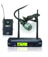 JTS-LVS2 Lapel Remoset Microphone System - $389.95